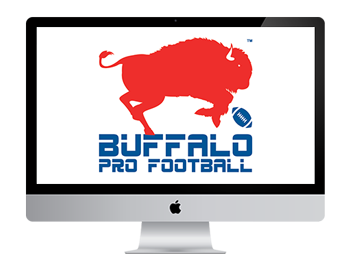 Buffalo Pro Football Logo