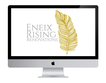 Eneix Rising Renovations Logo